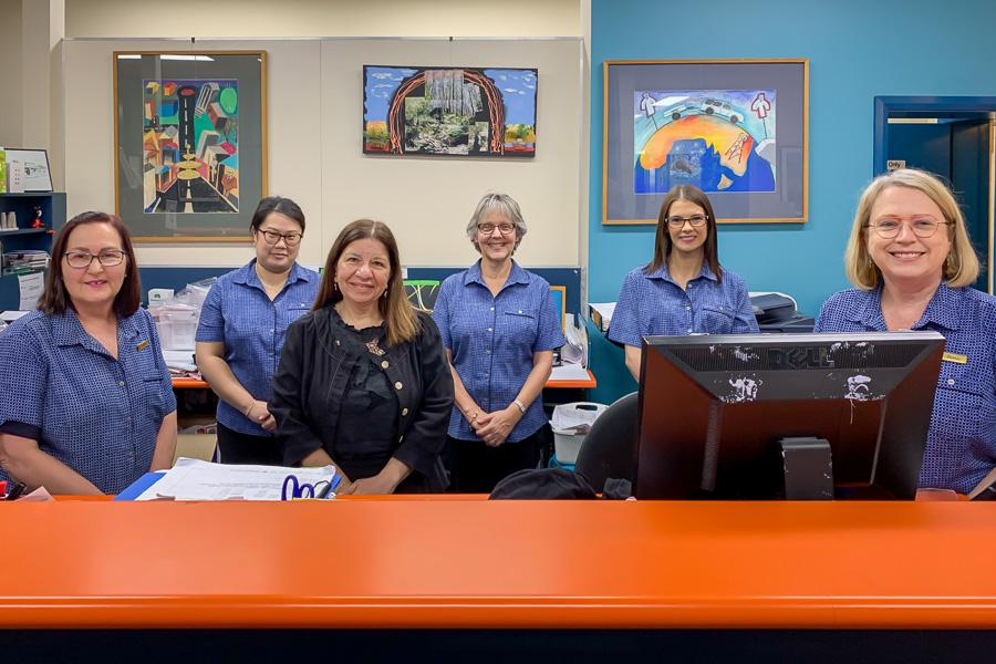 The team at Bendigo Golden City medical clinic